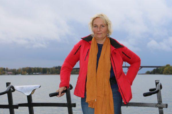 Porträtt av Sira Lisse